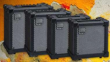 Cube XL - סדרת מגברים לגיטרה ובס מ-Roland