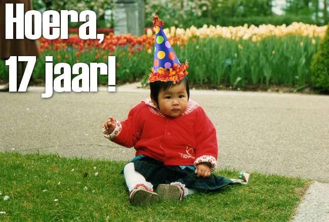 Leuke en originele verjaardagswensen | Mens en Samenleving ...: www.mirlclub.com/tag-verjaardagswensen-17-jaar.html