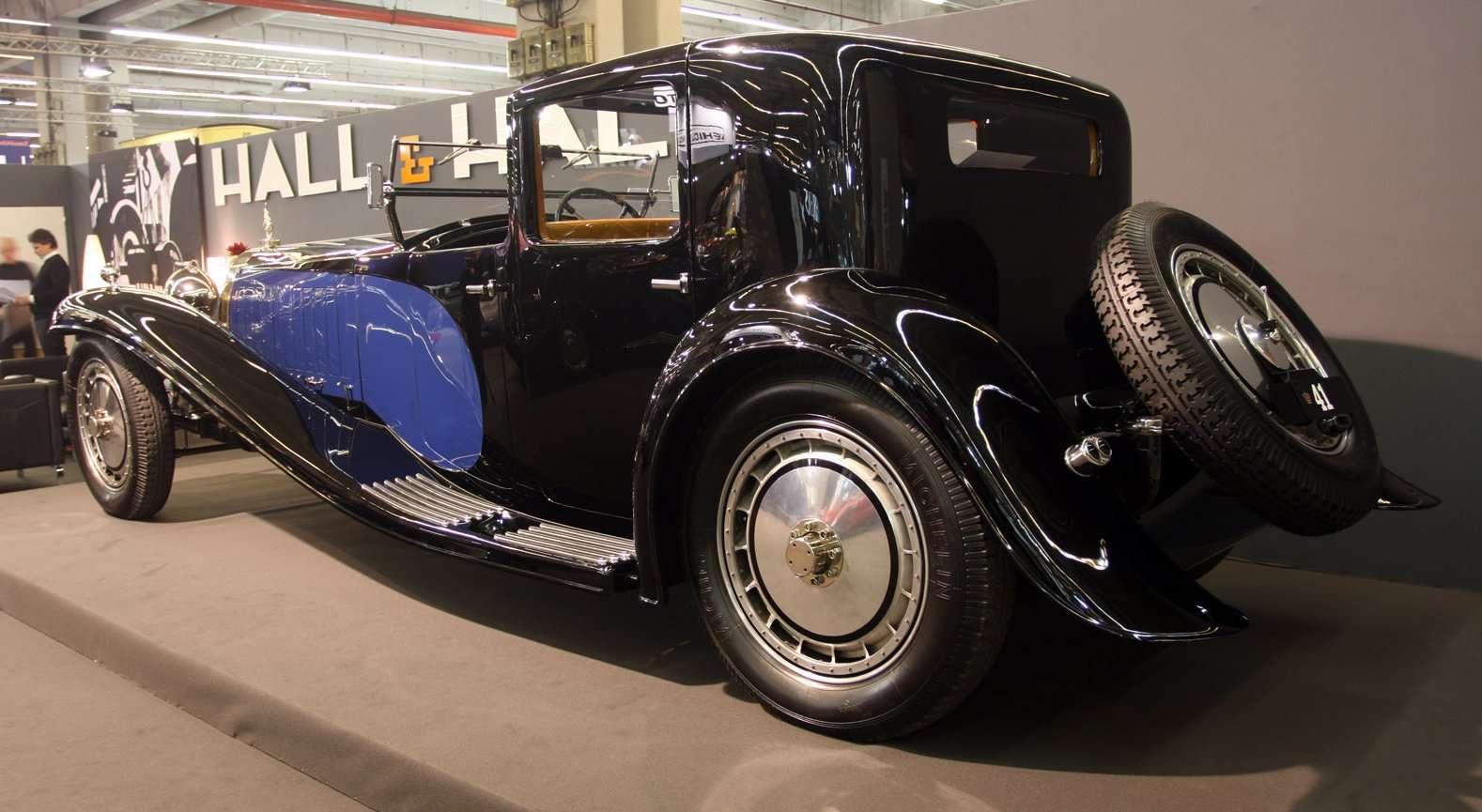 world otomotif bugatti type 41 royale coupe napoleon. Black Bedroom Furniture Sets. Home Design Ideas