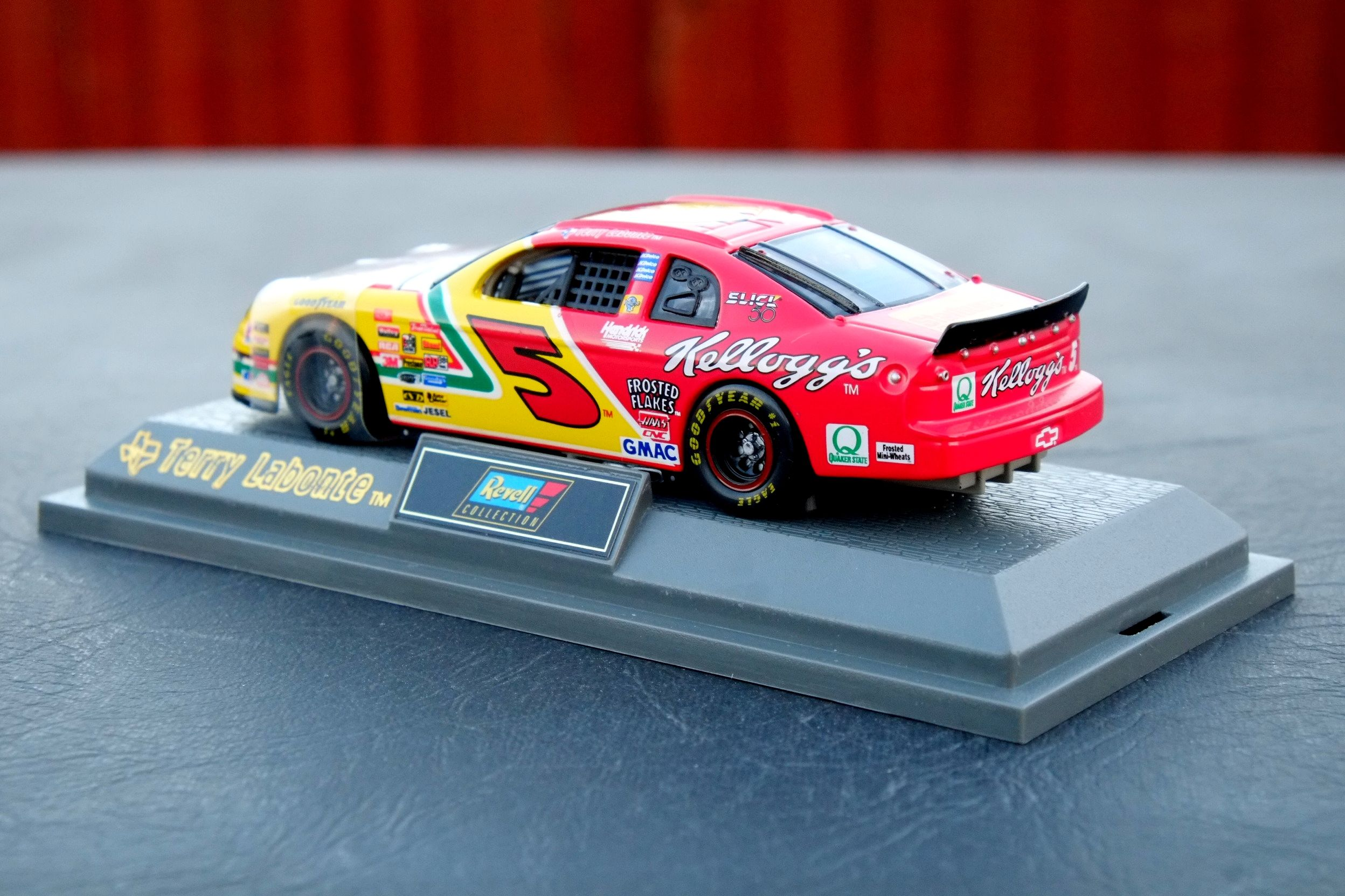 kellogg 39 s chevrolet monte carlo terry labonte 1 43 mint boxed lim ed. Cars Review. Best American Auto & Cars Review
