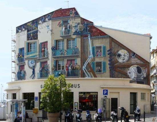 Konu: fransa'nın film şehri cannes fotoğraf albümü,cannes