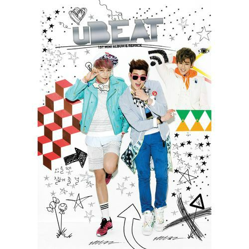 (Mini Album) uBEAT - Should Have Treated You Better