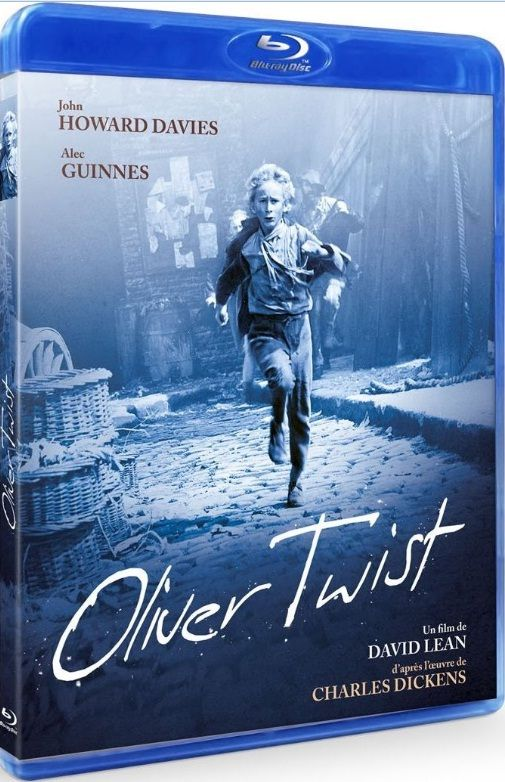 y4rob David Lean   Oliver Twist (1948) (HD)