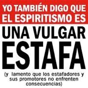 El Espiritismo es una ESTAFA