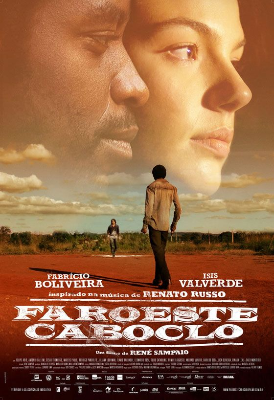 Cartaz do filme Faroeste Caboclo