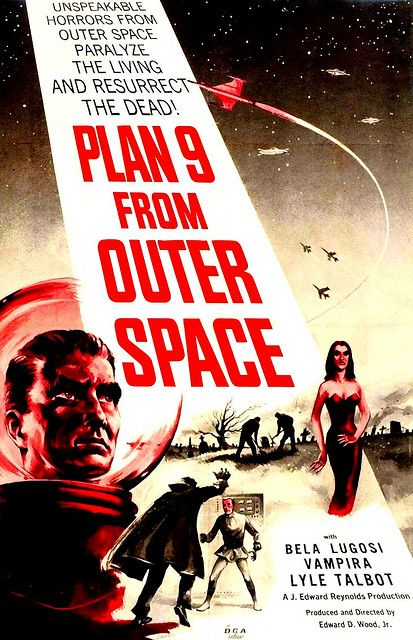 307793290639dfb1fe6fz Edward D. Wood Jr.   Plan 9 from Outer Space (1959)