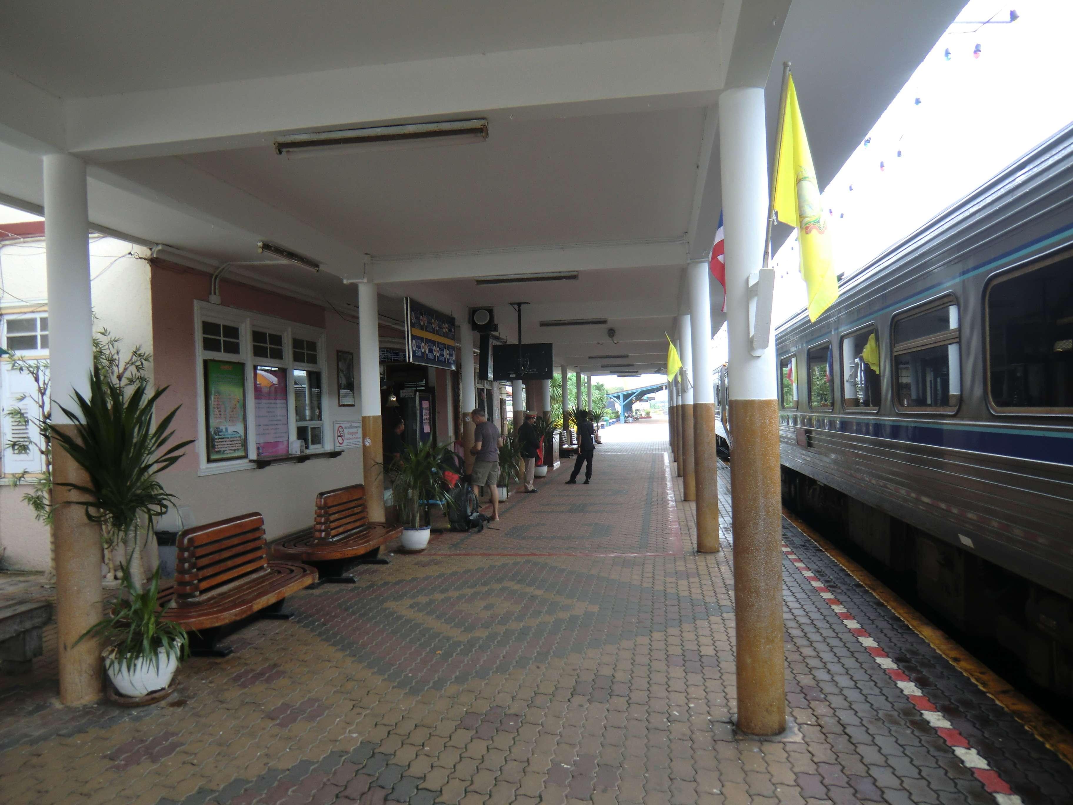 Bahnhof Chumpon