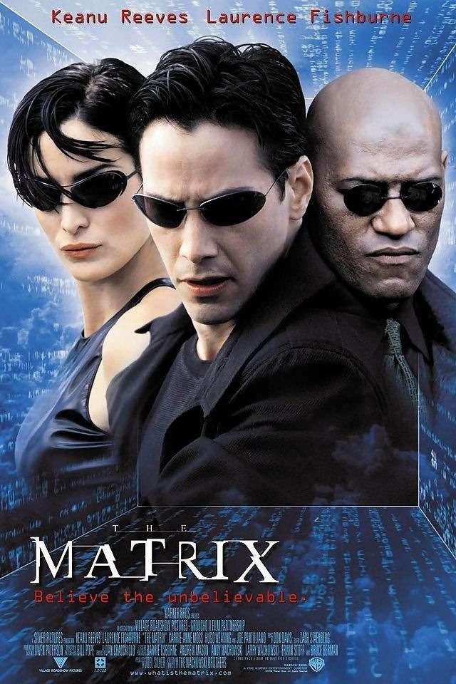 Matrix - 1999 Türkçe Dublaj 480p BRRip Tek Link